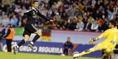 Real Madrid verlaat Galicië met doelpuntrijke zege