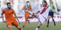 Valencia loopt in 'rood' duel bij Rayo Vallecano averij op