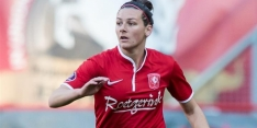 Voetbalsters FC Twente en koploper Standard winnen
