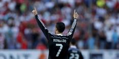 Neymar, Messi en Ronaldo topscorers in Champions League