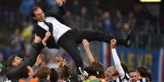 Juventus langer door met coach Allegri en Marchisio