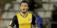 Doorgebroken Saúl verlengt contract bij Atlético met vijf jaar
