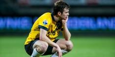 'Falkenburg kan transfervrij weg bij NAC Breda'