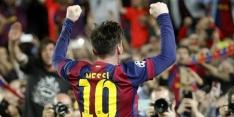 Catalonië loopt uit voor Champions League-winnaar