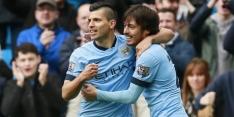 Man City doet goede zaken en laat QPR degraderen