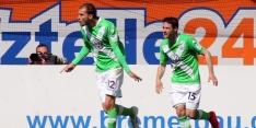Dost met twee goals held van CL-deelnemer Wolfsburg