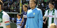 Groningen zwaait komende zomer twee keepers uit