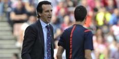 Sevilla loopt niet in op nummer vier Valencia