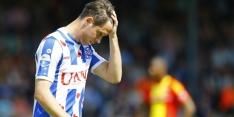 Heerenveen hoopt op Uth en Larsson in laatste duel