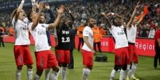 Kampioen Paris Saint Germain opent seizoen in Lille