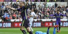 Manchester City dankzij winst zeker van poulefase CL