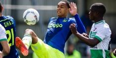 FC Dordrecht redt de eer tegen inspiratieloos Ajax