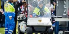 Willem II bevestigt zware blessure Ondaan