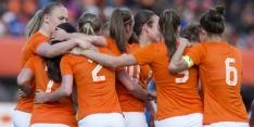 Leeuwinnen buigen op American Football-veld voor Zweden
