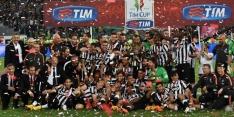 Bekersprookje in Italië: derdeklasser naar halve finale