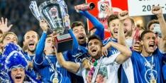 Gent begint nieuwe seizoen met winst Supercup