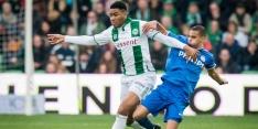 Dordrecht haalt Groningen-aanvaller Arias aan boord