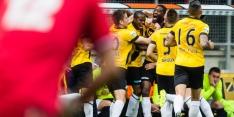 NAC overleeft eerste ronde play-offs tegen VVV