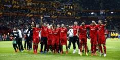Spanje komend seizoen met vijf ploegen in CL