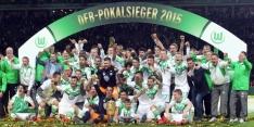 Loting leidt tot kraker: Wolfsburg-Bayern in beker