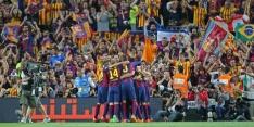 Barça opent in Bilbao, Real van start in Gijón