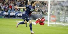 Paris Saint Germain klopt Auxerre en pakt derde prijs