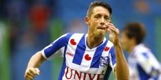 'Heerenveen ontvangt drie miljoen euro voor Uth'