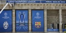 Juve en Barça gaan voor achtste 'treble' in voetbalhistorie