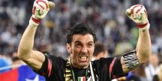 """Routinier Buffon: """"Juventus ligt voor op schema"""""""