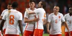 Nederlands elftal in pot 1 bij loting WK-kwalificatie