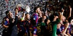 Tien Barça-spelers in UEFA's CL-selectie van het jaar