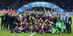 Belangrijke rol Suarez bij vijfde CL-titel Barcelona