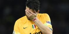 "Buffon: ""Had er op bepaald punt echt geloof in"""