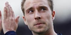 Eriksen en Fischer helpen Denemarken aan oefenzege