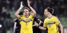 Groep G: Zweden stevig op plek twee na storm voor rust