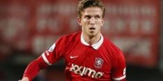 FC Twente geeft Van der Heyden nieuw contract