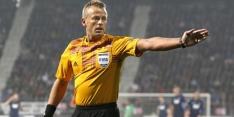 Noorse scheidsrechter voor Oranje in uitwedstrijd