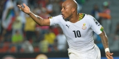 Ghana boekt een benauwde zege tegen Oeganda