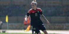 Duitsland geeft sensationele WK-opening geen vervolg
