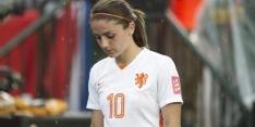 Oranje Leeuwinnen troeven Deense vrouwen weer af