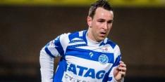 NAC Breda geeft proefspeler Lazic tweejarig contract