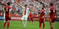 Groep D: Milik scoort, Duitsland pas na rust op stoom
