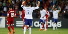 Groep I: Ronaldo belangrijk met hattrick, Denen winnen