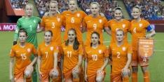 Oranje Leeuwinnen in uitverkocht huis tegen Noorwegen