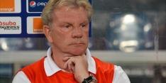 Voetbalbond Jordanië zet bondscoach Put op non-actief