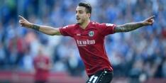 Stoke City neemt spits Joselu over van Hannover 96