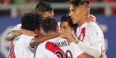 Groep C in Copa volledig open na overwinning Peru