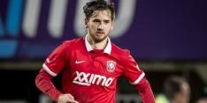 FC Emmen neemt verdediger Kwee over van FC Twente