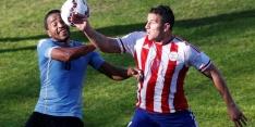 Titelverdediger Uruguay door na remise tegen Paraguay