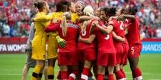Gastland Canada houdt WK-droom levend